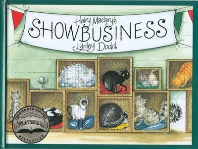 Hairy Maclary's Showbusiness book