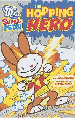 Hopping Hero by John Sazaklis