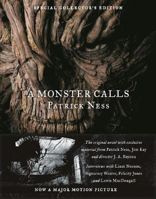 A Monster Calls: Special Collector's Edition (Movie Tie-in) by Patrick Ness