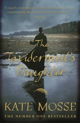 Taxidermist's Daughter book