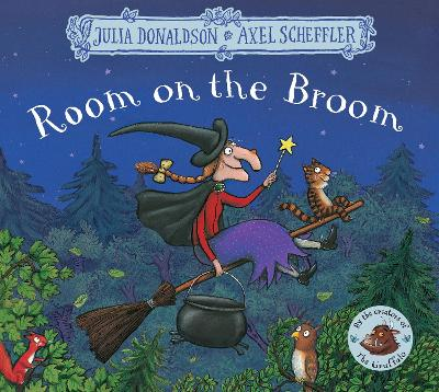 Room on the Broom book