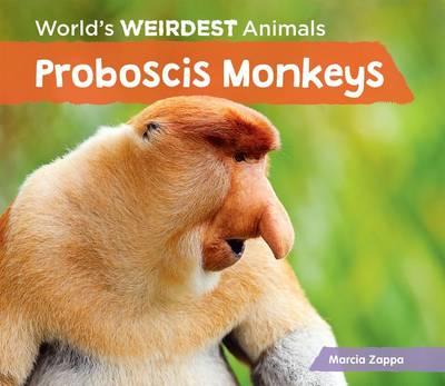 Proboscis Monkeys by Marcia Zappa