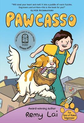 Pawcasso book