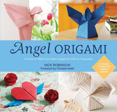 Angel Origami by Chrissie Astell