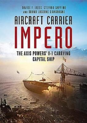 Aircraft Carrier Impero by D. Jabes