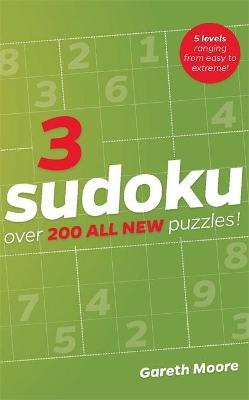 Sudoku 3 by Gareth Moore