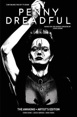 Penny Dreadful Voume 1: Oversized Art Edition by Chris King