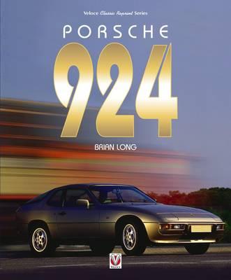 Porsche 924 book