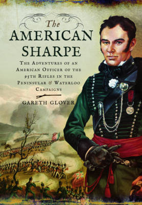 The American Sharpe by Gareth Glover