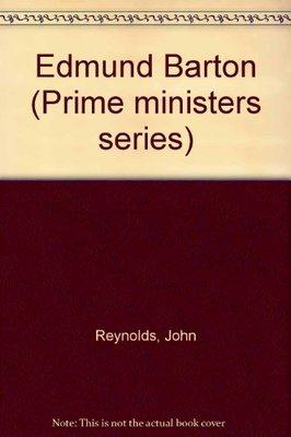 Edmund Barton by John Reynolds