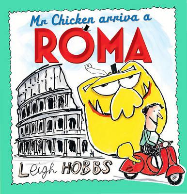 Mr Chicken Arriva a Roma book
