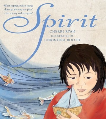 Spirit by Christina Booth