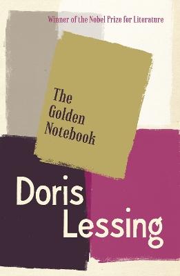 Golden Notebook book