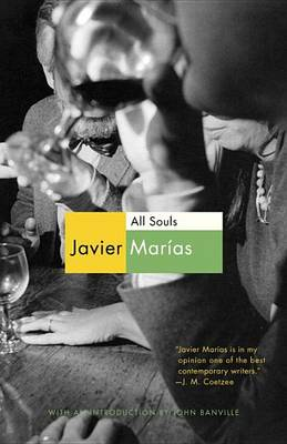All Souls by Javier Marias