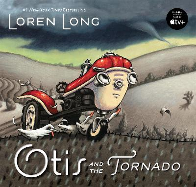 Otis and the Tornado book