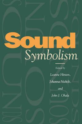 Sound Symbolism book