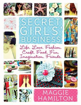 Maggie Hamilton's Secret Girl's Business by Maggie Hamilton