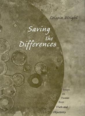 Saving the Differences by Crispin Wright