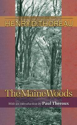 The Maine Woods by Henry David Thoreau