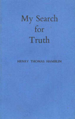 My Search for Truth book