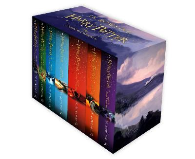 Harry Potter Box Set: The Complete Collection by J.K. Rowling