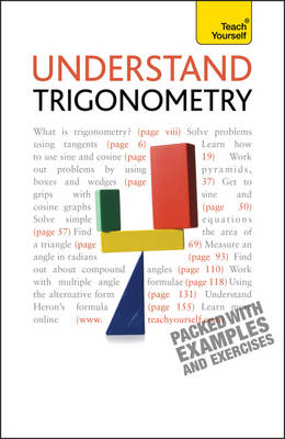Understand Trigonometry: Teach Yourself by Paul Abbott