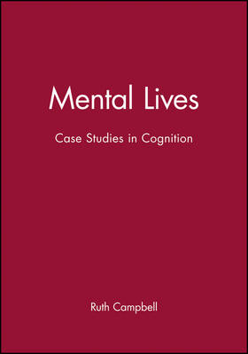 Mental Representation by Stephen P. Stich