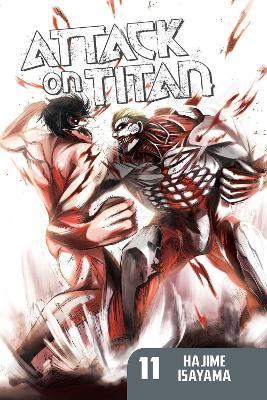Attack On Titan 11 book