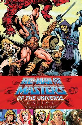 He-man And The Masters Of The Universe Minicomic Collection book