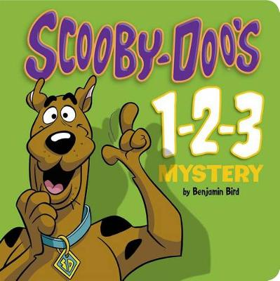 Scooby Doo's 1-2-3 Mystery book