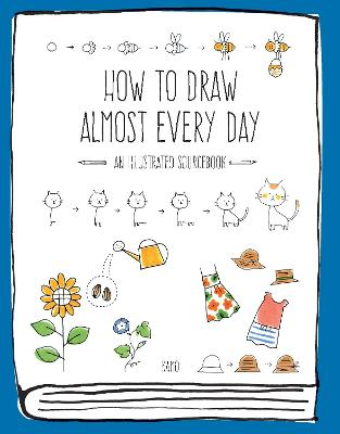 How to Draw Almost Every Day book