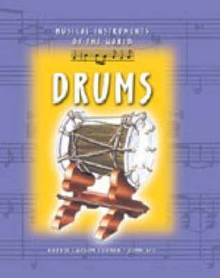 Drums by Barrie Carson Turner