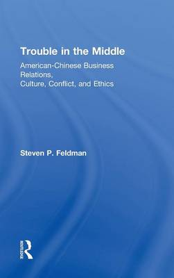 Trouble in the Middle book