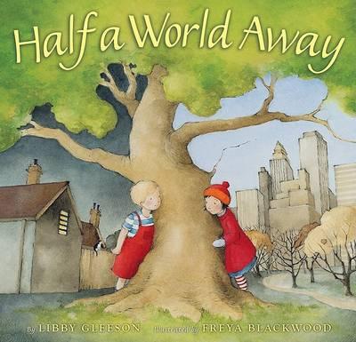 Half a World Away book