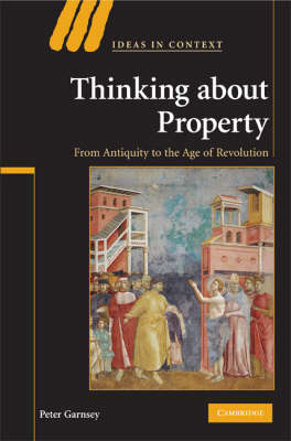 Thinking about Property book