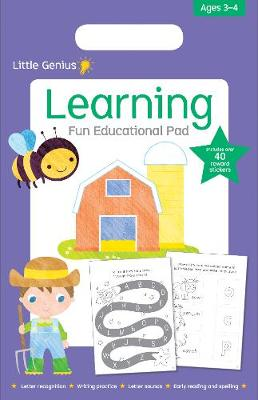 Little Genius Small Pad - Learning book