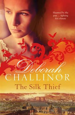 Silk Thief book