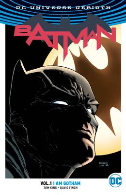 Batman TP Vol 1 I Am Gotham (Rebirth) by Tom King