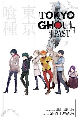 Tokyo Ghoul : Past book