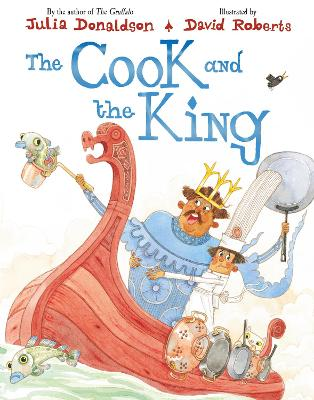 The Cook and the King by Julia Donaldson