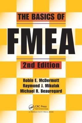 Basics of FMEA, 2nd Edition book