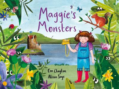 Maggie's Monsters by Coo Clayton