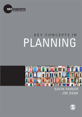 Key Concepts in Planning by Gavin Parker