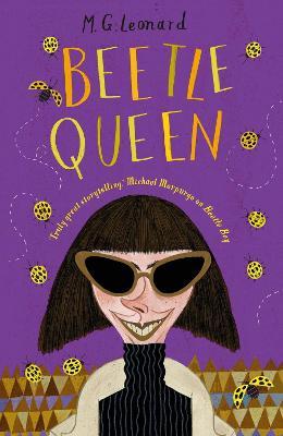 Beetle Queen by M. G. Leonard