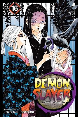 Demon Slayer: Kimetsu no Yaiba, Vol. 16 by Koyoharu Gotouge