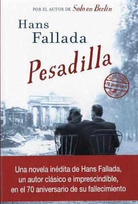 Pesadilla by Hans Fallada