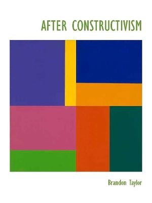 After Constructivism book