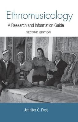 Ethnomusicology book