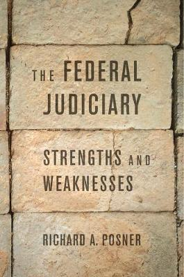 Federal Judiciary by Richard A. Posner