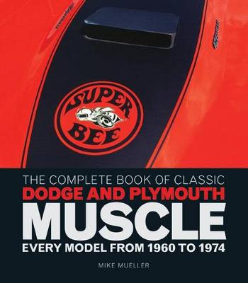 The Complete Book of Classic Dodge and Plymouth Muscle by Mike Mueller